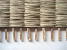 For high end 'Bingo', four hemp threads are used.