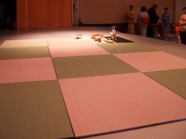 和紙表の畳