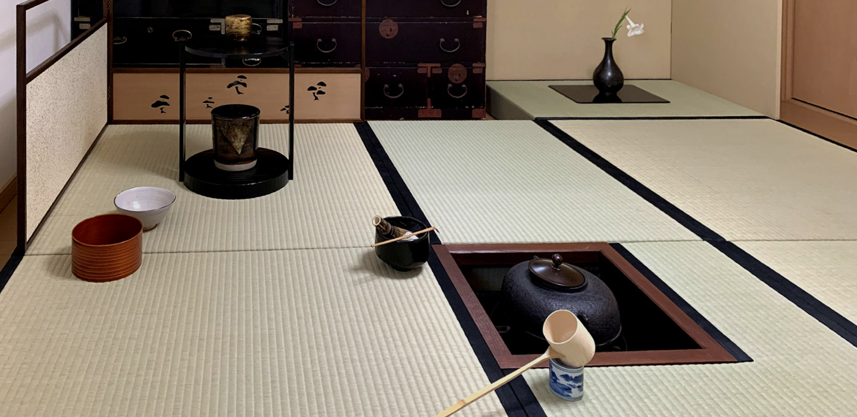 Flooring tatami mats