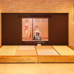 中国 上海にあるGL Japan Plaza Shanghaiにて、畳のディスプレー及び販売