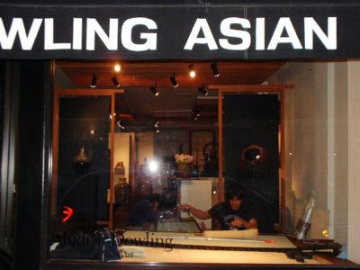 Judith Dowling Asian