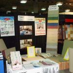 Trade Fair of Flooring Materials. Las Vegas