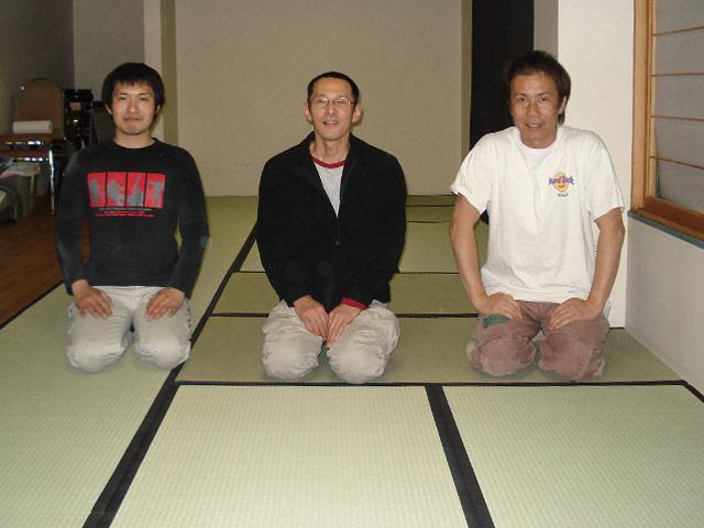 Tatami-gae for Jodoshu North America Buddhist Missions. Los Angeles, U.S.